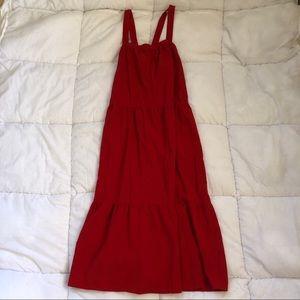 Universal Thread | Red Maxi Dress